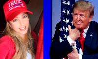 Paty Navidad asegura que Donald Trump es el ganador legítimo