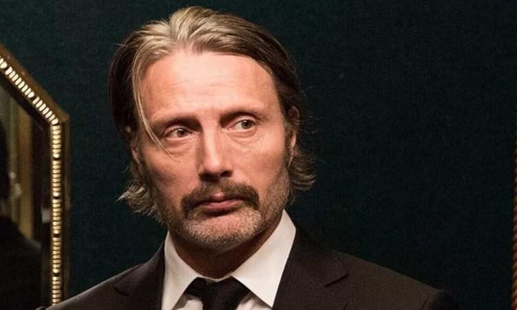 """Mads Mikkelsen es el probable sustituto de Johnny Depp en """"Animales fantásticos"""""""