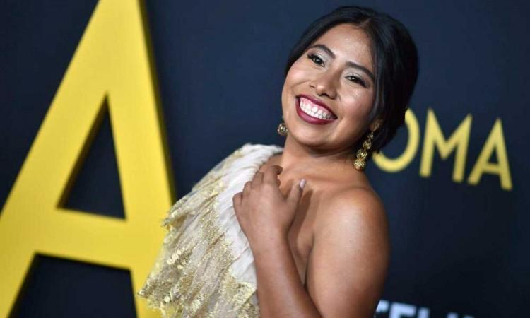 Yalitza Aparicio: Cuando estoy sola, soy de reguetón
