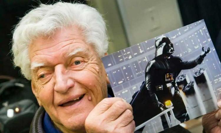 Muere Dave Prowse, el actor que dio vida a Darth Vader