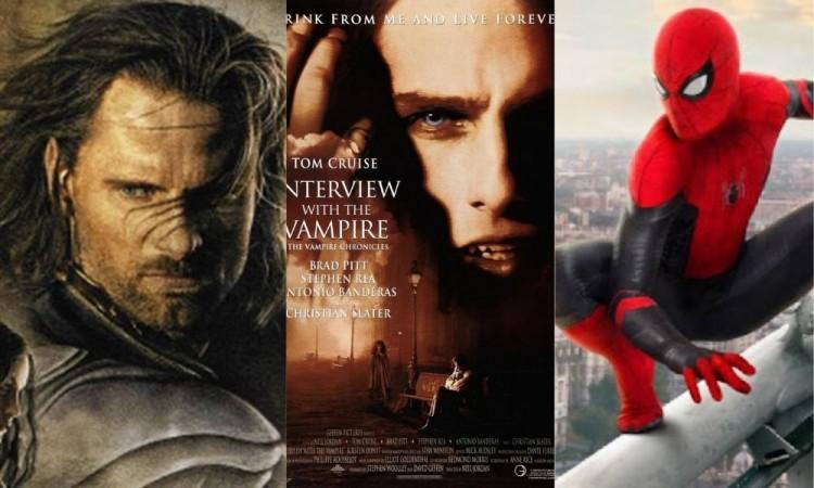 """Dicen adiós a Netflix """"El señor de los Anillos"""","""" Entrevista con el vampiro"""" y """"Spiderman 3"""""""