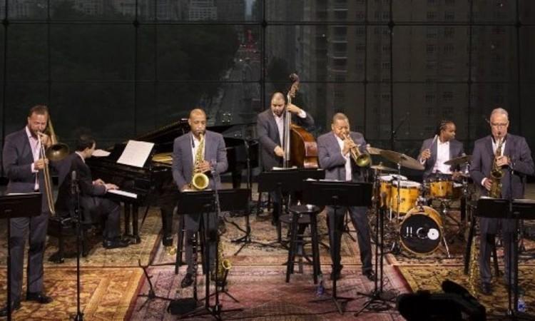 Estrena concierto en México el Septeto de la Orquesta de Jazz at Lincoln Center