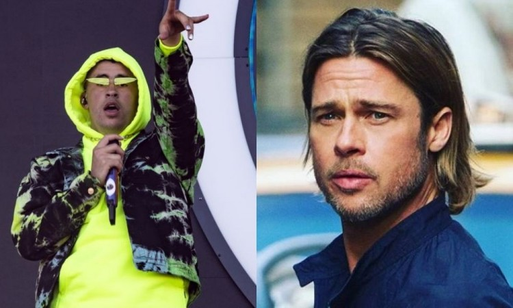 "Bad Bunny participará junto a Brad Pitt en película ""Bullet Train"""