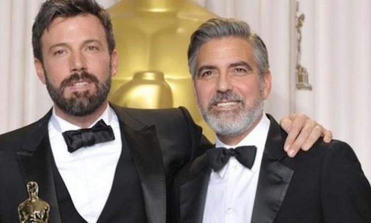George Clooney advirtió a Ben Affleck que no interpretara a Batman