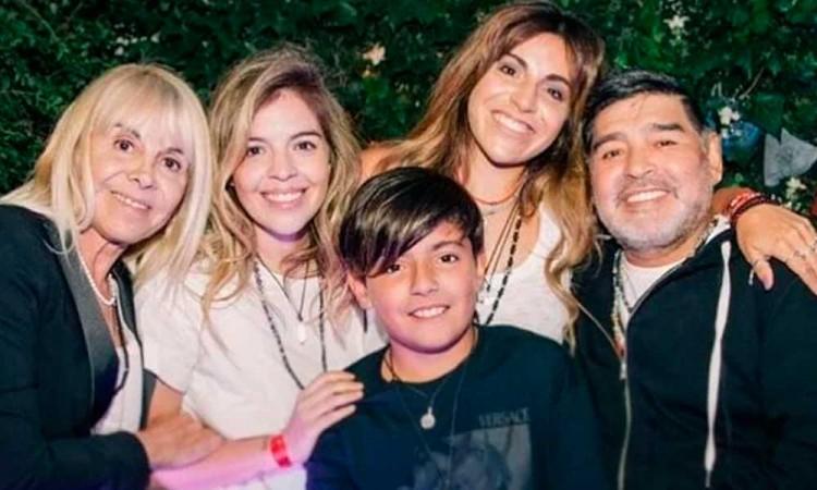 Herederos de Maradona pueden vivir toda su vida sin trabajar