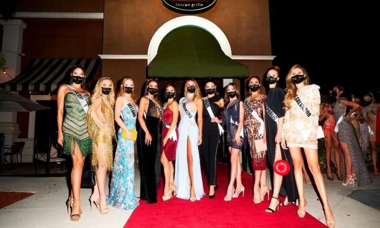 Alistan últimos detalles para Miss Universo pospandemia