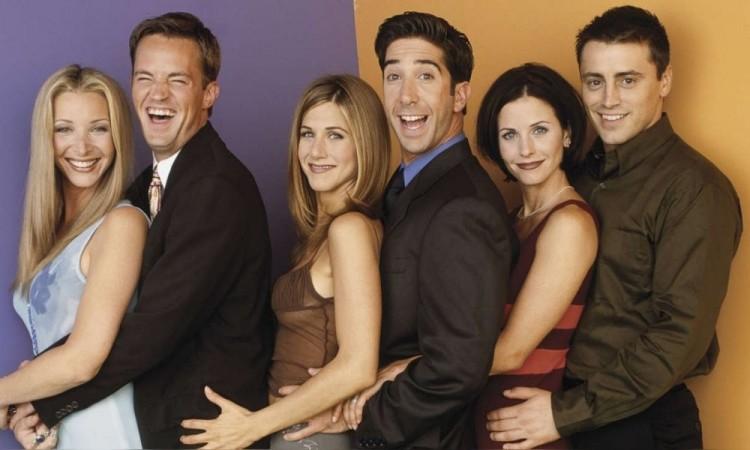La reunión de Friends será el próximo 27 de mayo por HBO Max