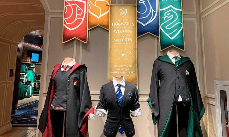 El universo mágico de Harry Potter abre nueva sede en Nueva York