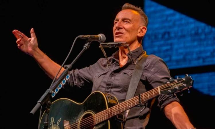 Springsteen inaugura el regreso de los espectáculos a Broadway