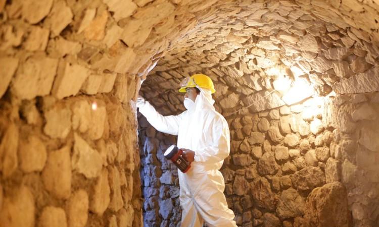 Abrirán nuevo túnel hacia los fuertes en Puebla