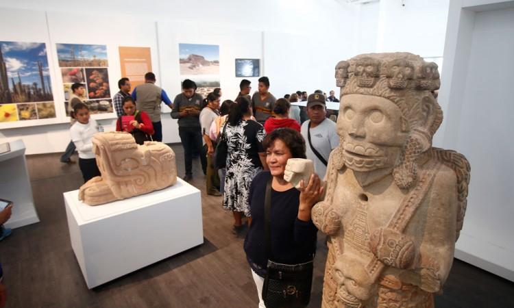 Abren museo de la zona arqueológica Tehuacán Viejo
