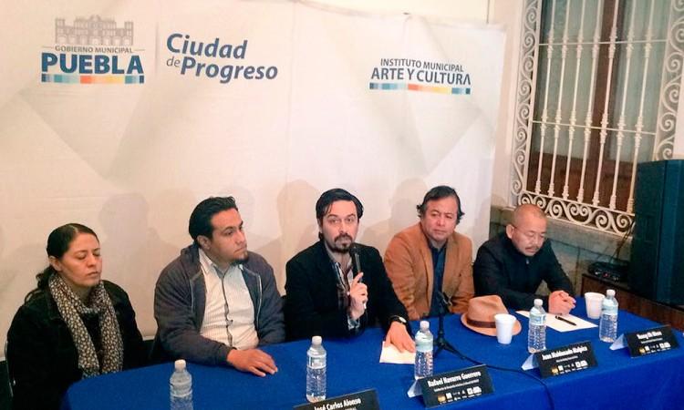 Abrirán el telón de Piezas en Puebla