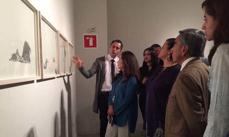 Luis Canseco expande el arte en Puebla