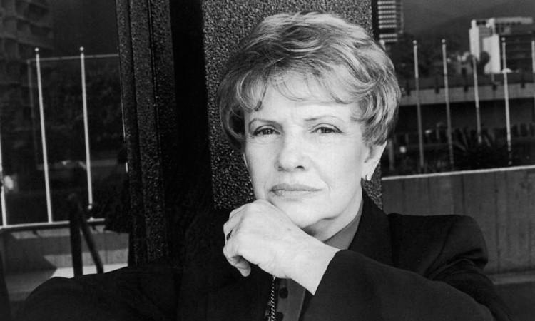 Muere Sofía Imber, creadora del Museo de Arte Contemporáneo de Caracas