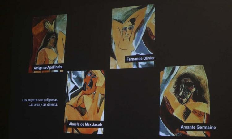 Charlan sobre vida y obra de Pablo Picasso