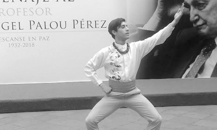 Dedica Marae Hula su danza a Ángel Palou