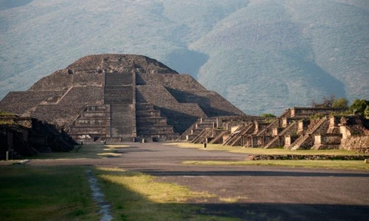 Develan un nuevo nombre para la ciudad de Teotihuacán