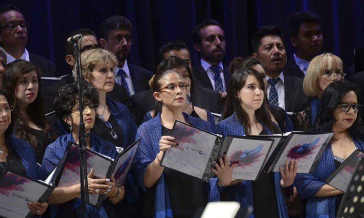 Alista Coro Sinfónico temporada 2018