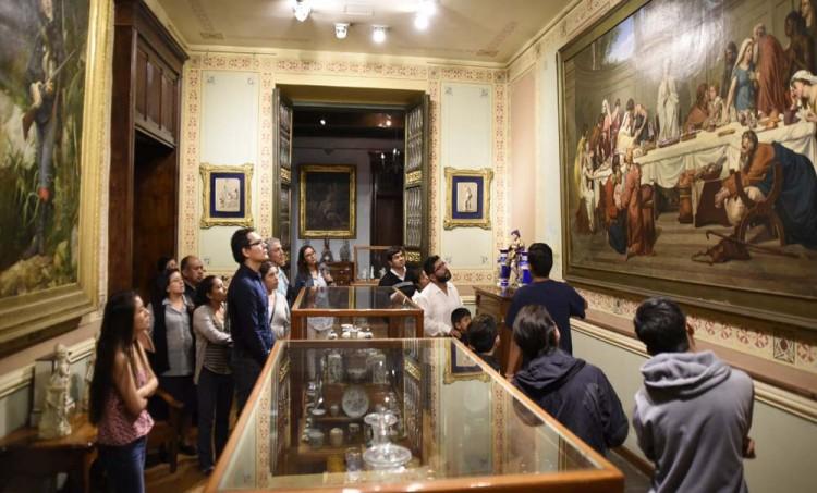 Inicia Noche de Museos 2018