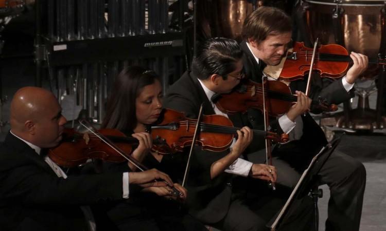 Alistan conciertos de la Filarmónica