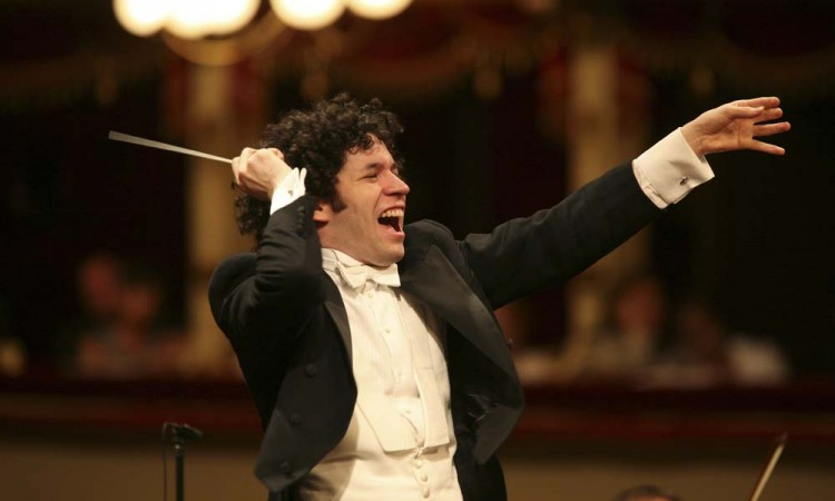 Dudamel y la Filarmónica de Viena van a la CdMx