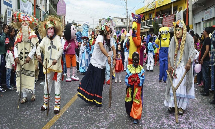 Preparan Carnaval Suma de Tradiciones