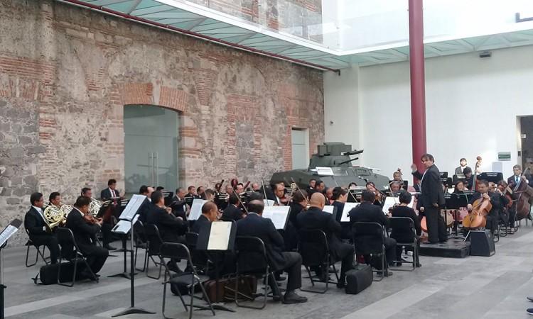 Evoca Orquesta sinfónica a Beethoven
