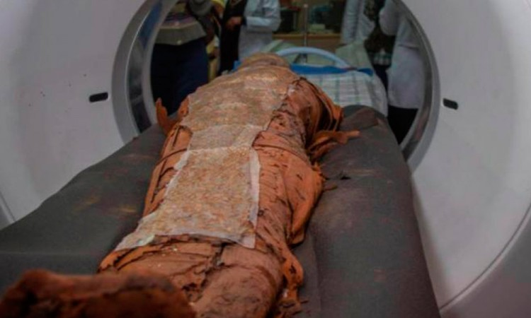 Estudian momias halladas en Cuba