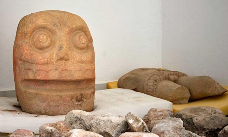 Hallan primer templo dedicado a Xipe Tótec en Tehuacán