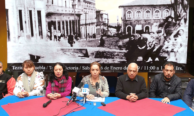 Preparan congreso sobre Teziutlán