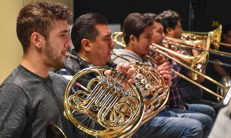 Sexto Curso de Dirección Orquestal será con jóvenes