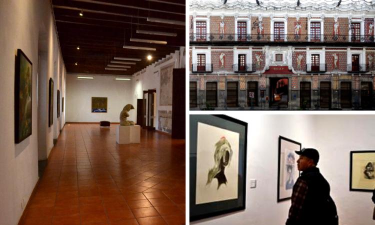 Hemos restaurado 12 piezas de pinturas barrocas: BUAP