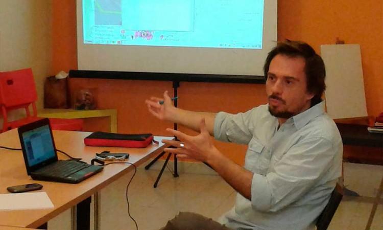 Alistan conferencia sobre poesía Digital