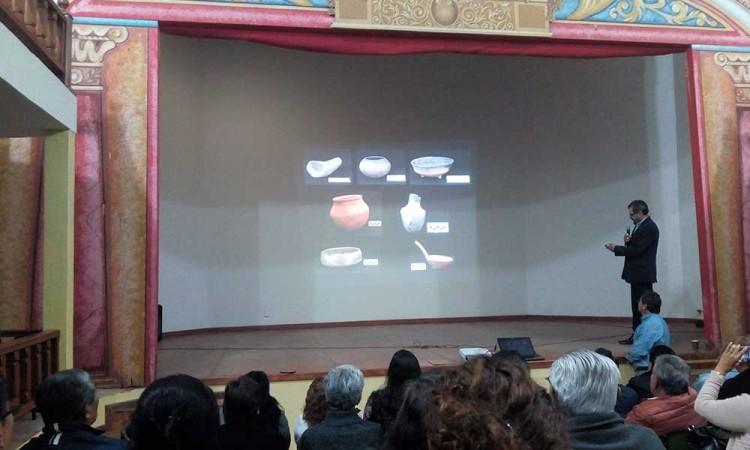 Ofrecen charla sobre Valle de Atlixco