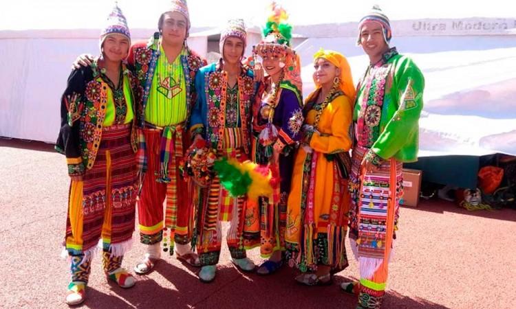 Kantuta, ballet folklórico boliviano