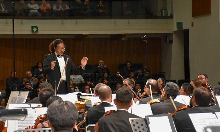 Cierran con recital las actividades del Curso de Dirección Orquestal
