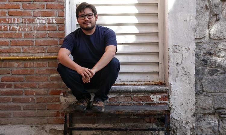 Josué Almanza: Lo social, importante para lo estético