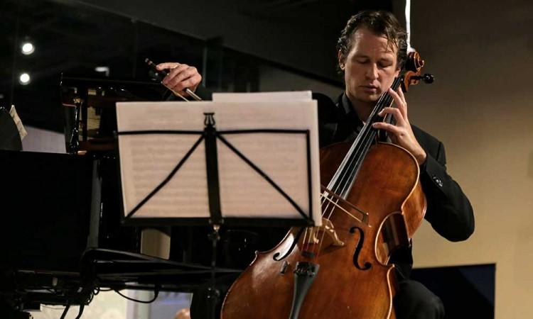 Salvador Correa: Música académica no compite con la comercial