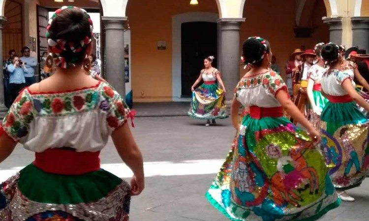Preparan magno evento de danza
