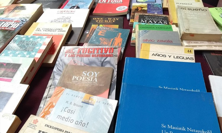 Daniel Juárez: La lectura no nos hace sabios; pero abre mundos
