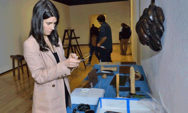 Abren expo Portadores de sentido en Museo Amparo