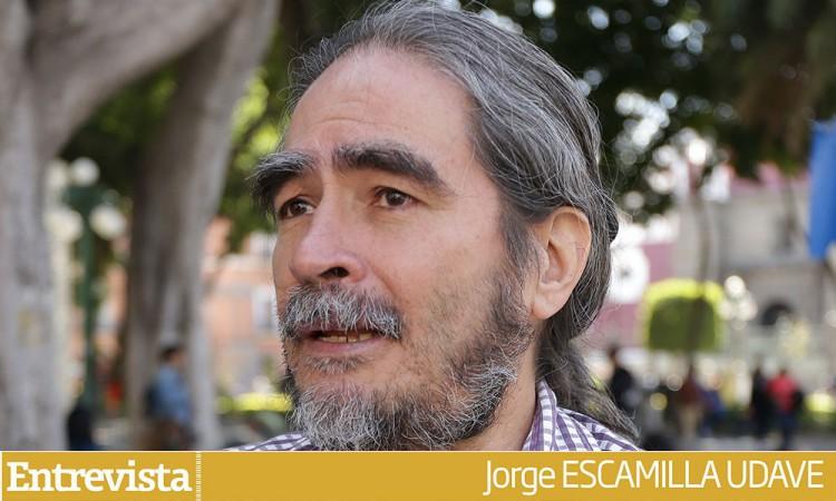 Jorge Escamilla: Si el teatro no cambia, se  quedará como fino recuerdo