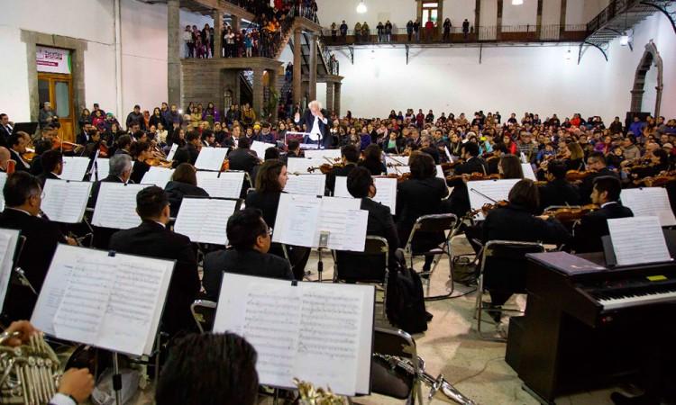Triunfa la Filarmónica 5 de Mayo en Zacatlán