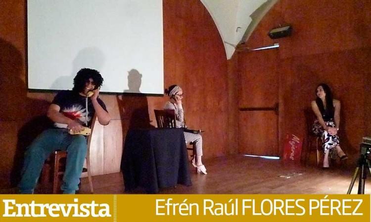 Efrén Raúl Flores: Diferencia nos une y nos complementa