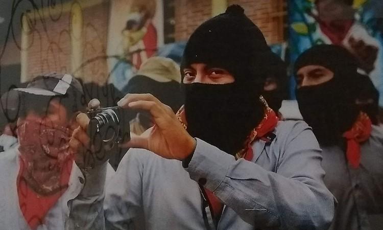 Pasado y presente del EZLN en fotos
