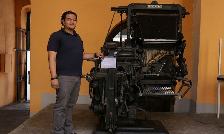 Puebla, tradición en el grabado