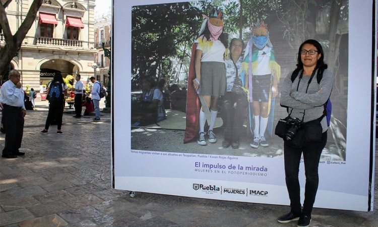Fotoperiodistas que acercan las historias