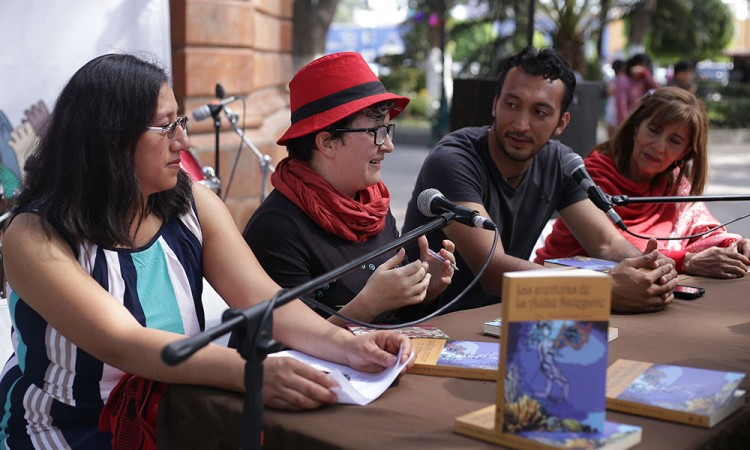Paulina Mastretta: La literatura crea mundos alternos
