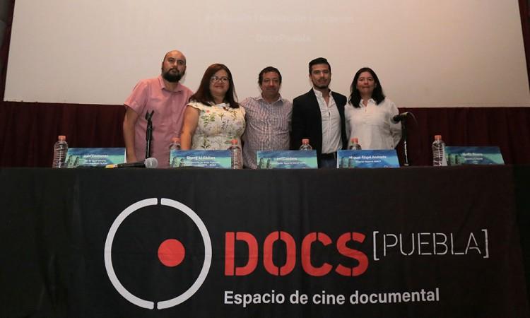Alistan Docs Puebla con 23 documentales en tres sedes