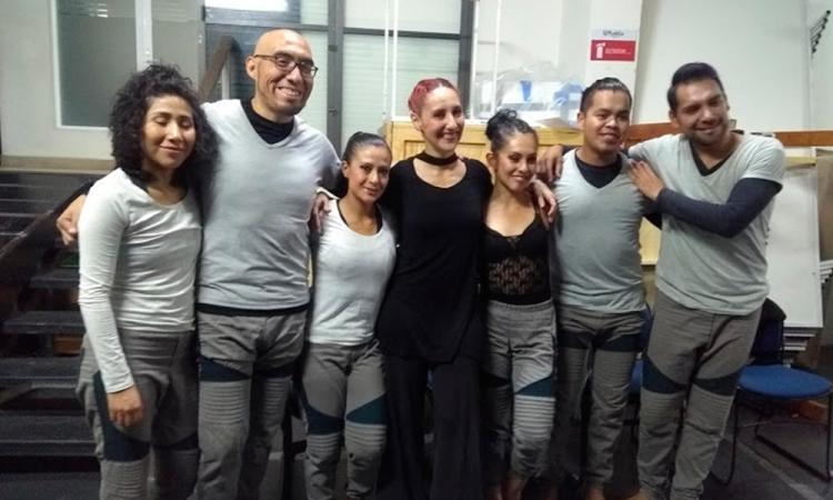 La danza, un encuentro conmigo: Montero